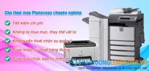 Cho thuê máy in tại Thuận An