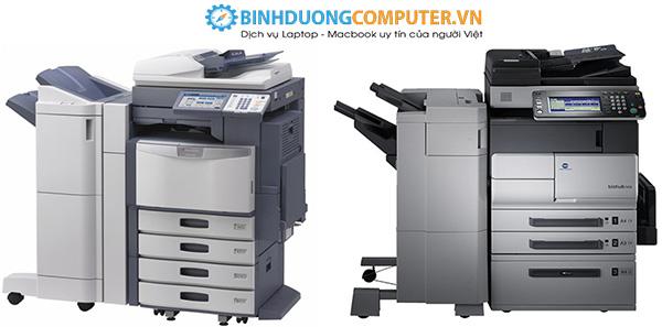 Cho Thuê Máy Photocopy Tại Thủ Dầu Một