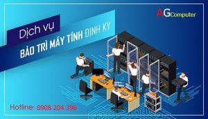 Bảo trì máy tính văn phòng tại An Giang
