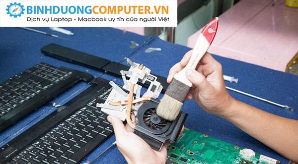 bảo trì máy tính tại Bà Rịa Vũng Tàu