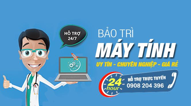 Bảo trì máy tính tại Đà Nẵng