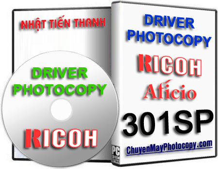 Download Driver Photocopy Ricoh Aficio MP 301SP / 301SPF