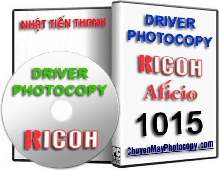Download Driver Photocopy Ricoh Aficio 1015