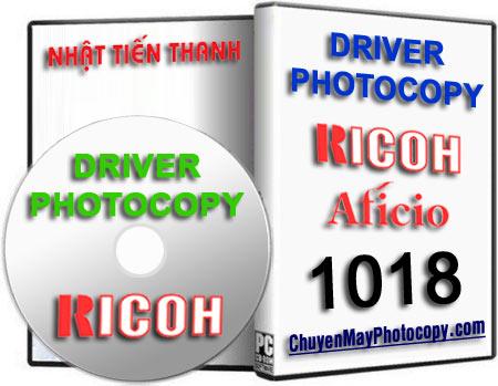 Download Driver Photocopy Ricoh Aficio 1018 / 1018D