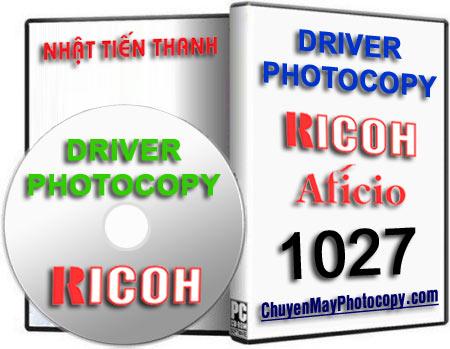 Download Driver Photocopy Ricoh Aficio 1027