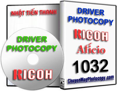 Download Driver photocopy Ricoh Aficio 1032
