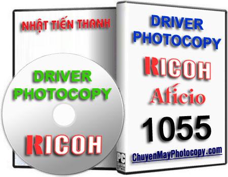 Download Driver Ricoh Aficio 1055