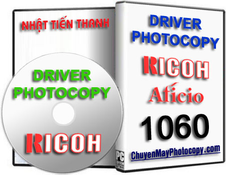 Download Driver Photocopy Ricoh Aficio 1060