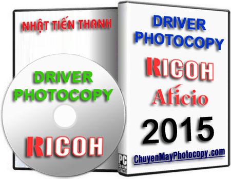 Download Driver Photocopy Ricoh Aficio 2015