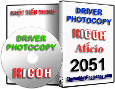 Download Driver Photocopy Ricoh Aficio 2051