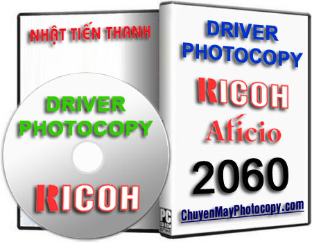 Download Driver Photocopy Ricoh Aficio 2060