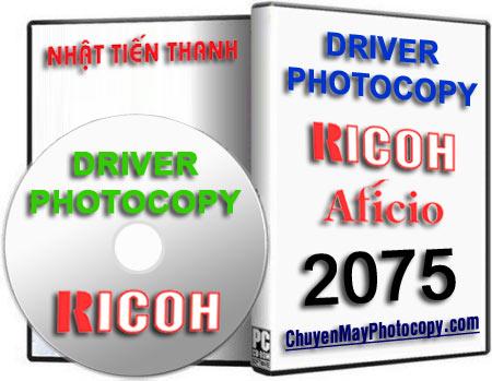 Download Driver Photocopy Ricoh Aficio 2075