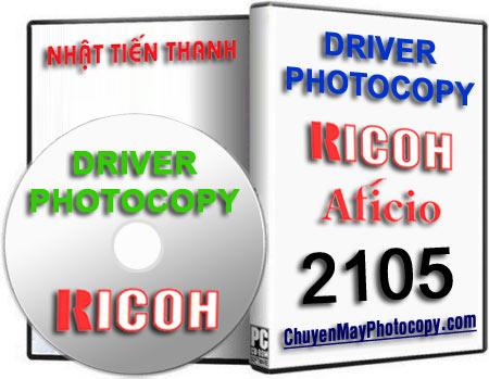 Download Driver Photocopy Ricoh Aficio 2105