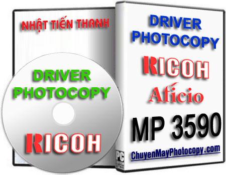 Download Driver Ricoh Aficio MP 3590
