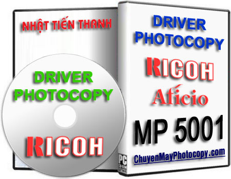 Download Driver Photocopy Ricoh Aficio MP C2030