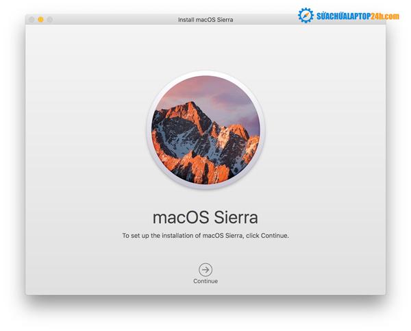 Cài lại MacOS bằng cách cài trực tiếp trên máy rất đơn giản