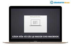 Cài lại MacOS cho Macbook như thế nào?