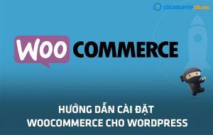 cài đặt WooCommerce