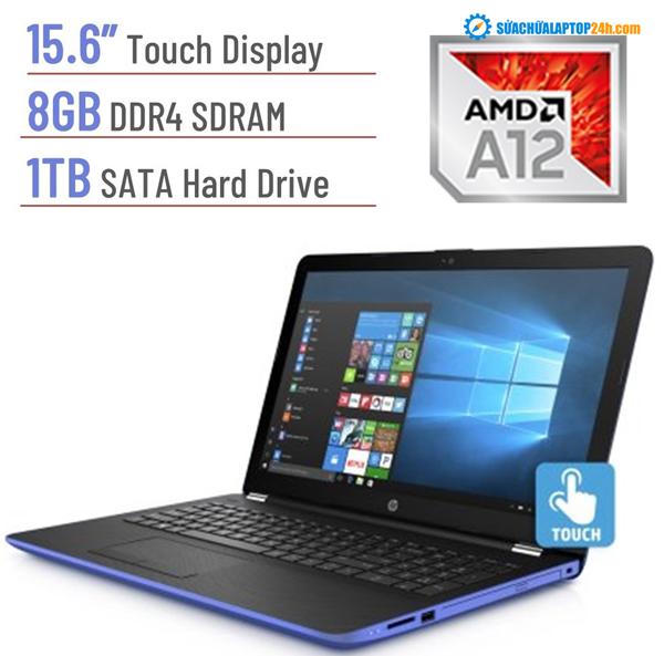 HP Notebook 15.6 Inch có màn cảm ứng