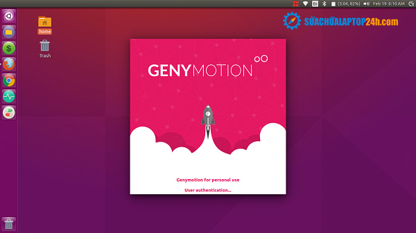 Phần mềm Genymotion