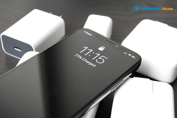 Có thể sử dụng bộ sạc khác để sạc điện thoại của bạn