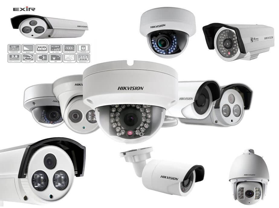 Lắp đặt camera an ninh tại Dĩ An Bình Dương