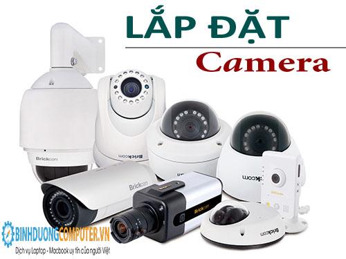 Lắp đẳ camera giá rẻ tại Bến Cát